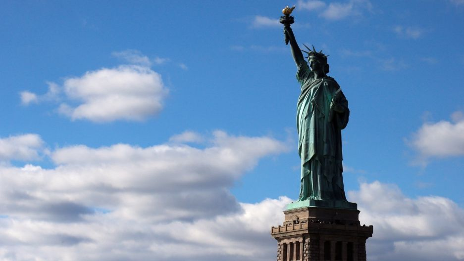 The Statue of Liberty was originally intended for Egypt.