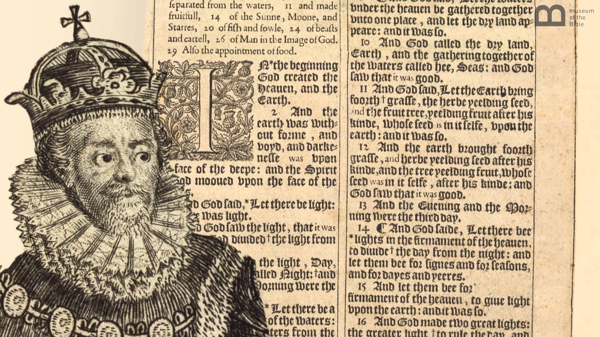 The King James Bible has inspired the lyrics of more pop songs than any other book.