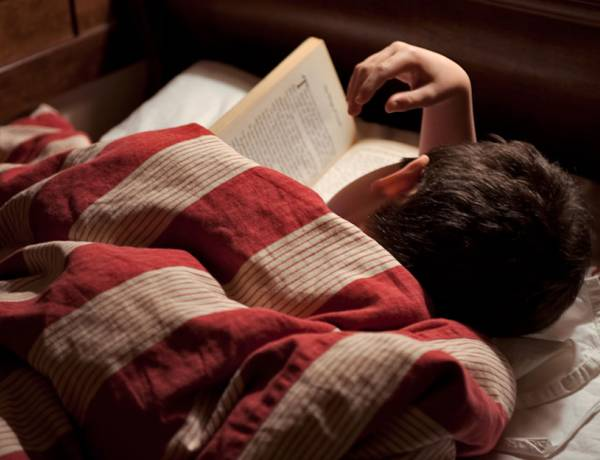 A librocubicularist is someone who reads in bed.