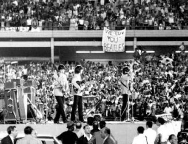 The Beatles showed their support for the US civil rights movement by refusing to play in concerts where audiences were segregated.
