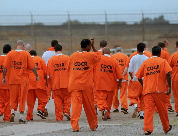 The average prisoner in the U.S. is visited only twice during their entire incarceration.