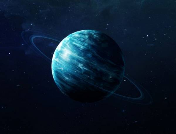 Summer on Uranus lasts one long day, which is equivalent to 42 Earth years.