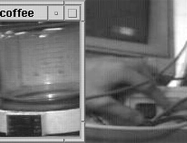 The first webcam was created in Cambridge University to check on the coffee levels of a coffee pot.
