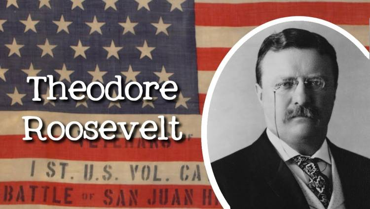 "When US president Theodore Roosevelt died in his sleep in 1919, the sitting vice president, Thomas R. Marshall, said: ""Death had to take Roosevelt sleeping, for if he had been awake, there would have been a fight."