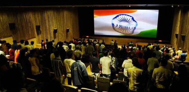 If you don't stand up in a Thai cinema when the national anthem is being played, it is considered a criminal offence.