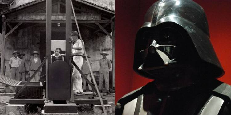 France was still executing people by guillotine when the first Star Wars movie came out.