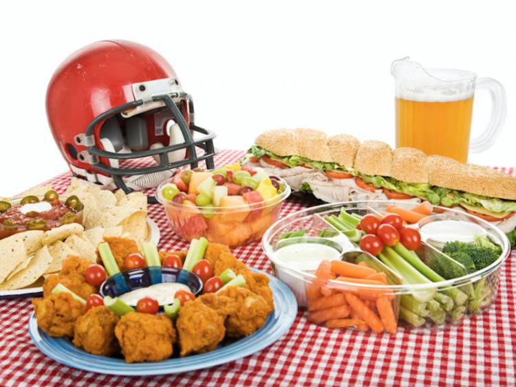 According to the USDA, Super Bowl Sunday is the second highest day of food consumption in the United States, after Thanksgiving.