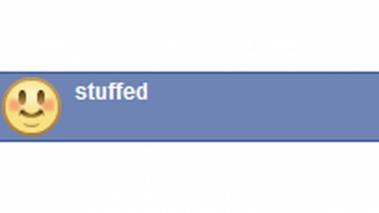 Facebook changed their 'feeling fat' emoji to 'feeling stuffed' after thousands of people signed an online petition to protest.