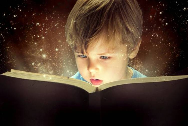 Studies show that reading a book before bedtime can improve a child's brain function, mental imagery, imagination and make a child more empathetic.