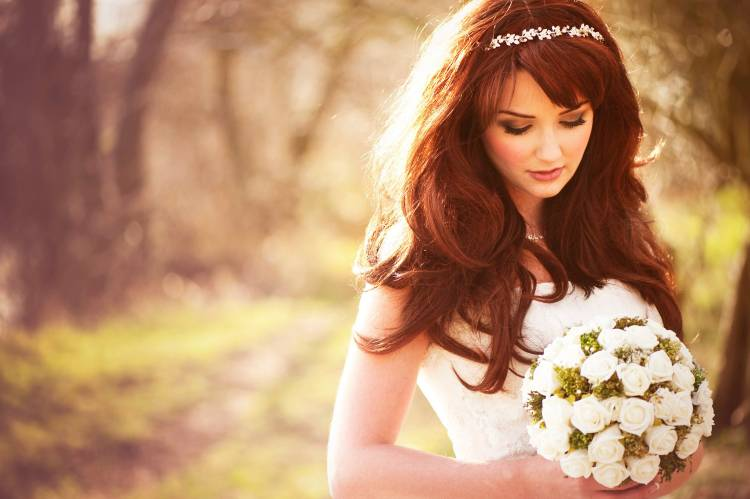 The word 'bride' comes from an old Proto-Germanic word meaning 'to cook'.