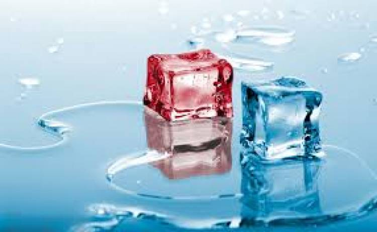 Hot water freezes faster than cold water.