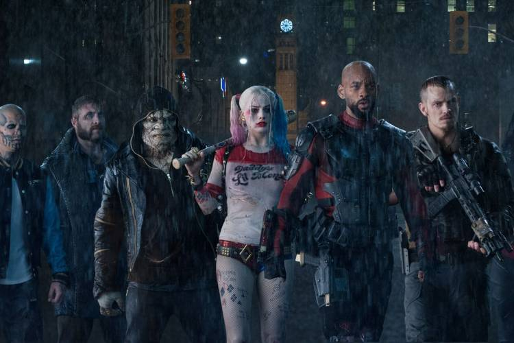 Because of the dark and intense nature of the film Suicide Squad, director David Ayer hired an on-set therapist for the cast.