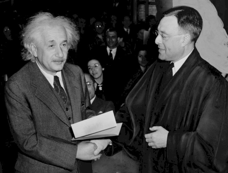 Albert Einstein was offered the presidency of Israel in 1952, but he declined.