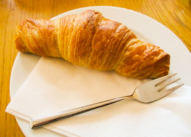 The croissant was invented in Austria.