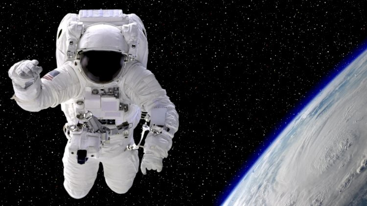 Astronauts have a patch of Velcro inside their helmet so they can scratch their nose.