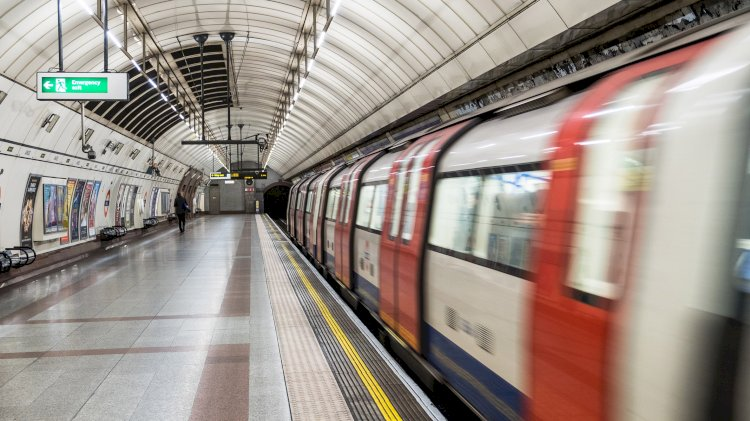 Contrary to popular belief, only 45% of the London Underground is actually underground.