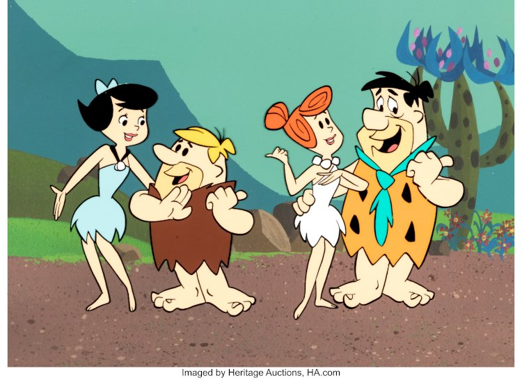 The Flintstones was the most profitable network cartoon franchise for 30 years, that's before The Simpsons came along.