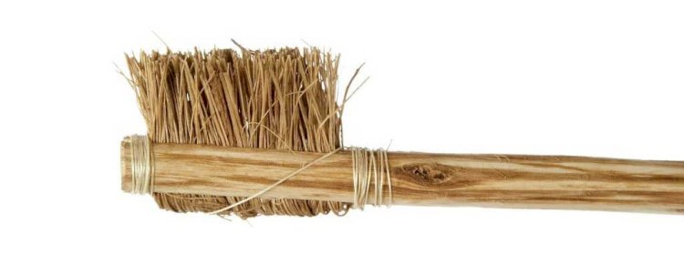 The first toothbrush was invented in 1498