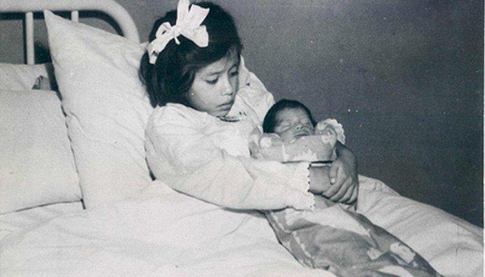 The youngest mother ever in recorded medical history was only 5 years old.